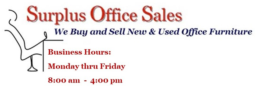 Surplus Office Sales